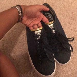 adidas Shoes - Special edition flatform Adidas Superstar